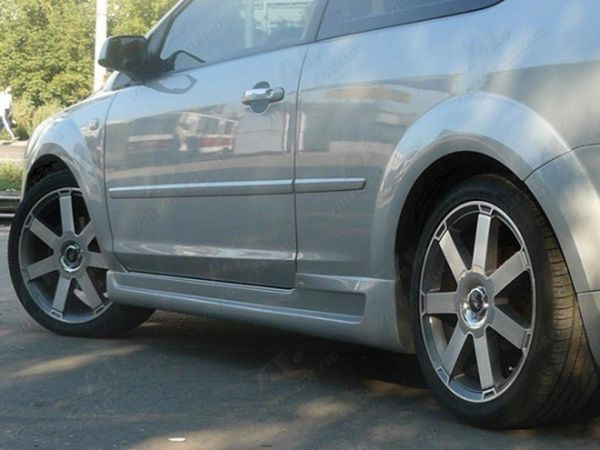 Пороги Ford Focus 2 Cupe